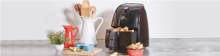 Pequeños electrodomésticos menú