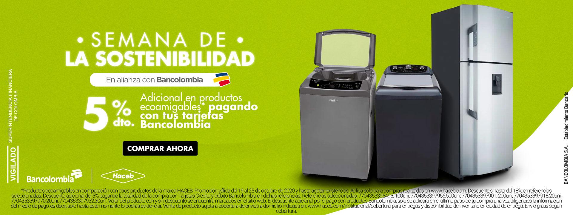 Campaña Bancolombia