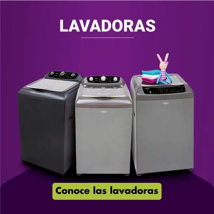 Lavadoras Haceb