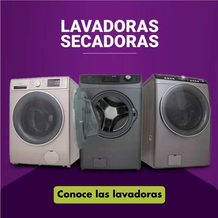 Lavadoras Secadoras Haceb