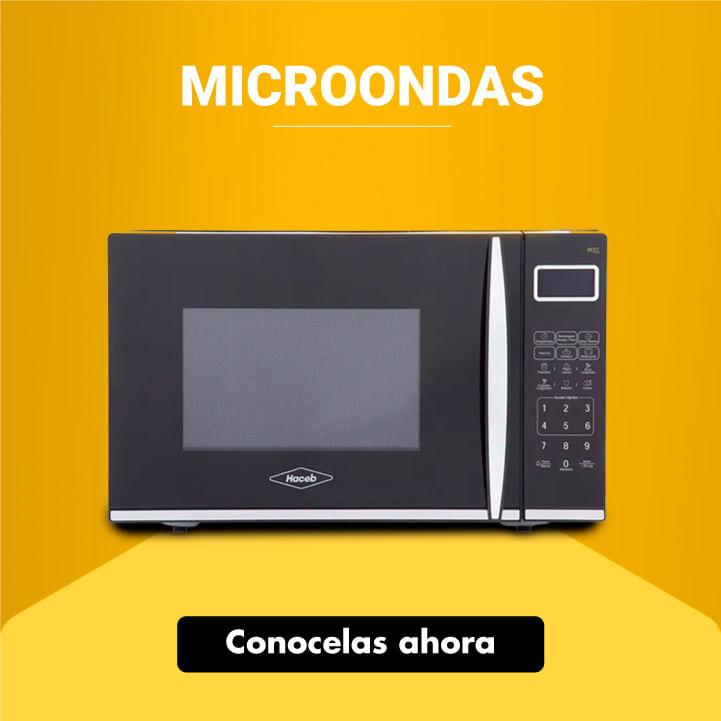 Microondas Haceb