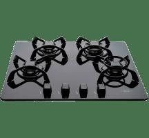 estufas de empotrar menú