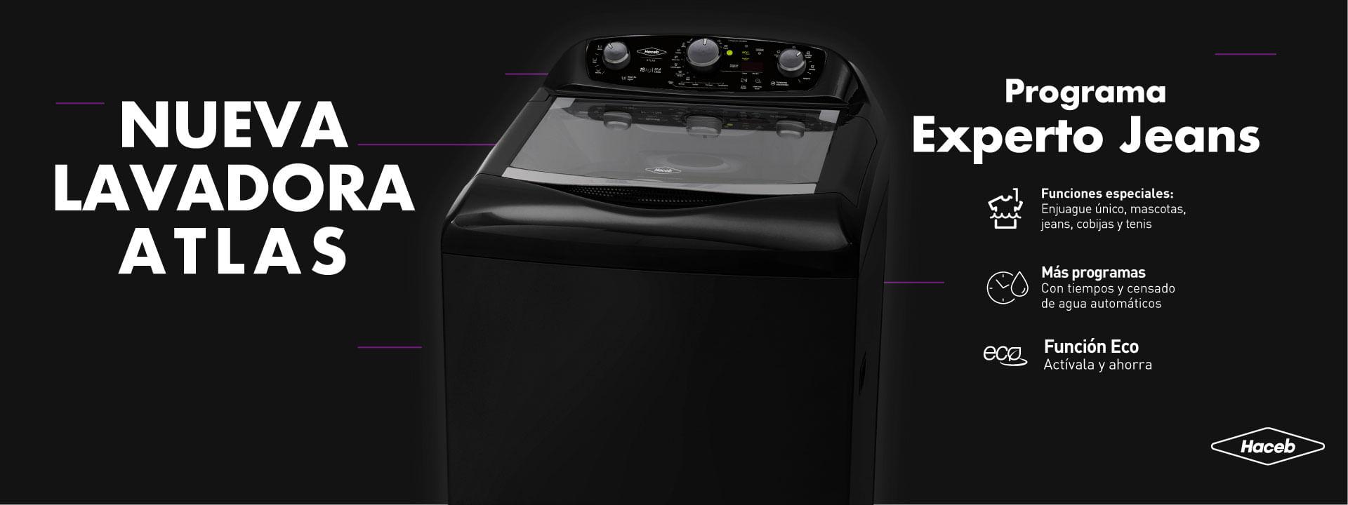 lavadora atlas