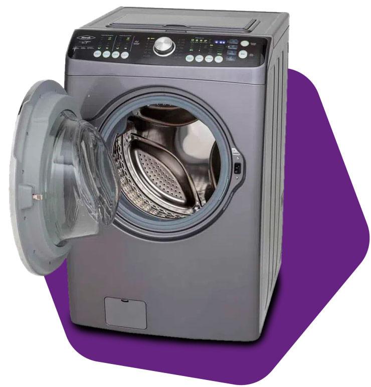 Lavadora Secadora Zafiro F1501