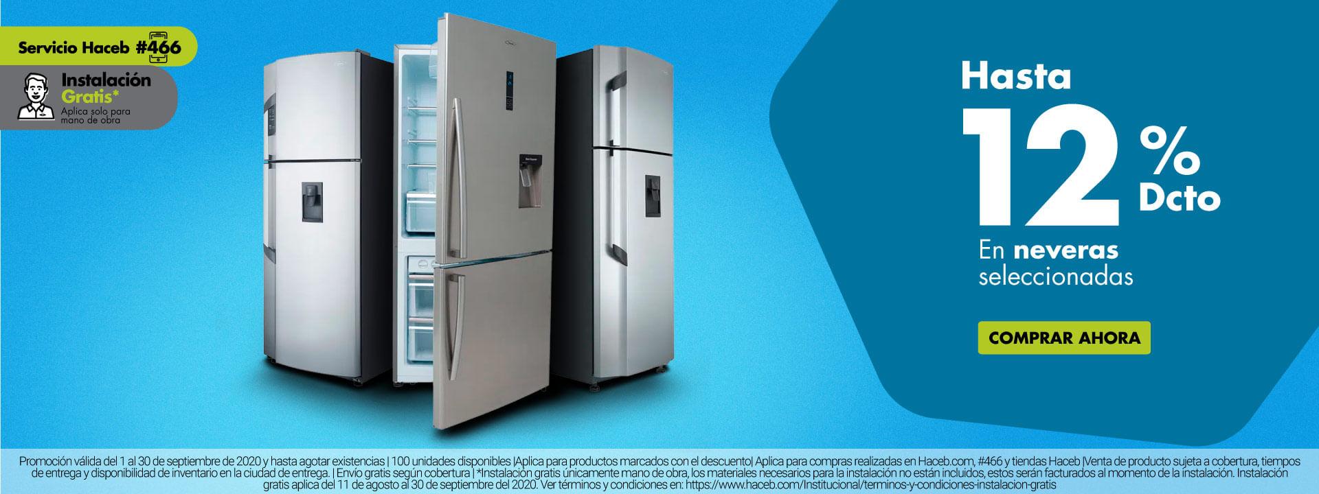 Cuidar de todos - Septiembre - Refrigeracion