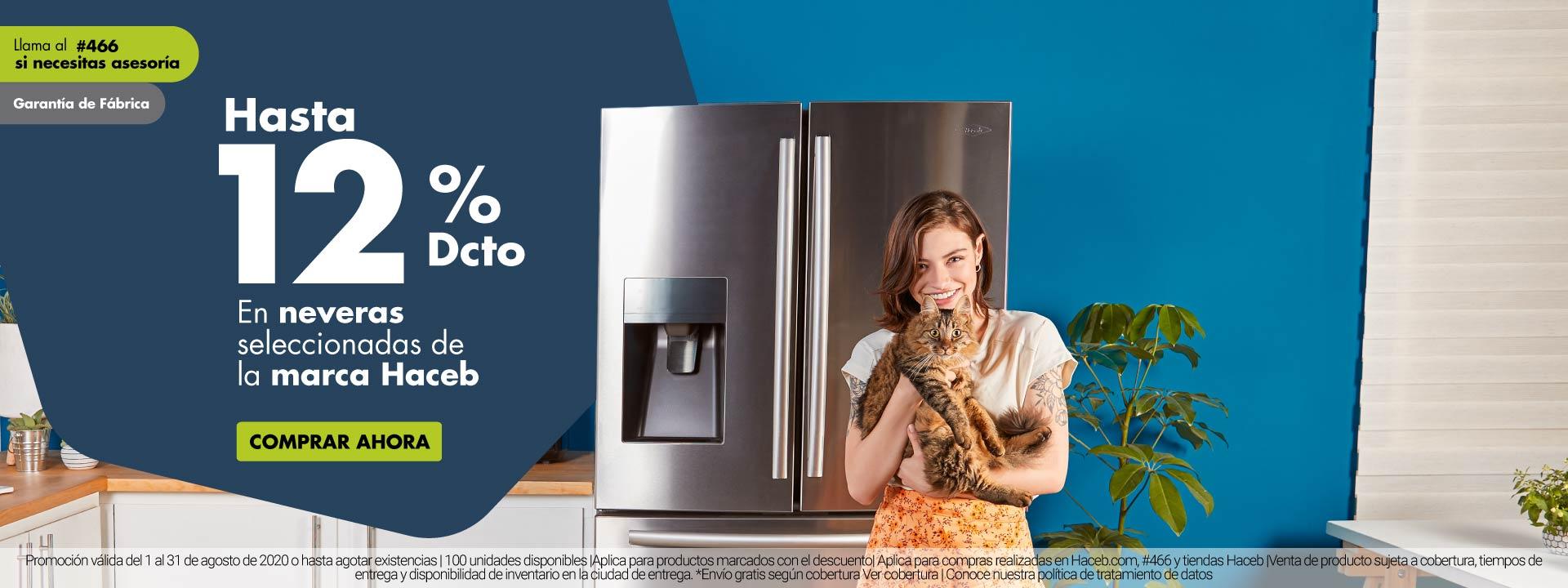 Cuidar de todos - Agosto - Refrigeracion